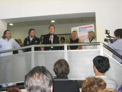 El Secretario General de la UFEDEM, Ricardo Lopez Correa